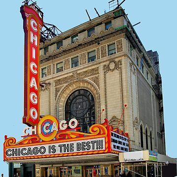 Chicago Theater by richdelux