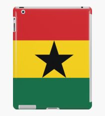 Ghana Flag iPad Case/Skin