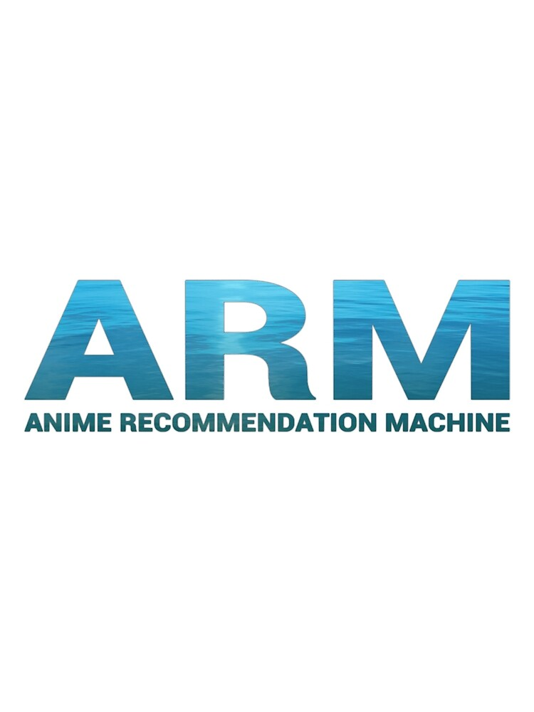 Anime Recommendation Machine Logo by yaywalter