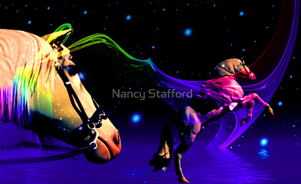 The Dream Horse (Snowfire) by Nancy Stafford