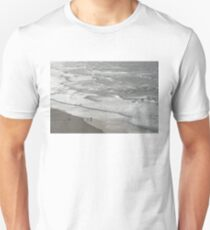 Silver Coast Beach Fun Unisex T-Shirt