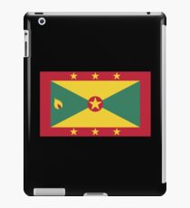 Grenada Flag iPad Case/Skin