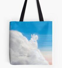 Little Cloud Angel Tote Bag