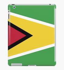Guayana Flag iPad Case/Skin