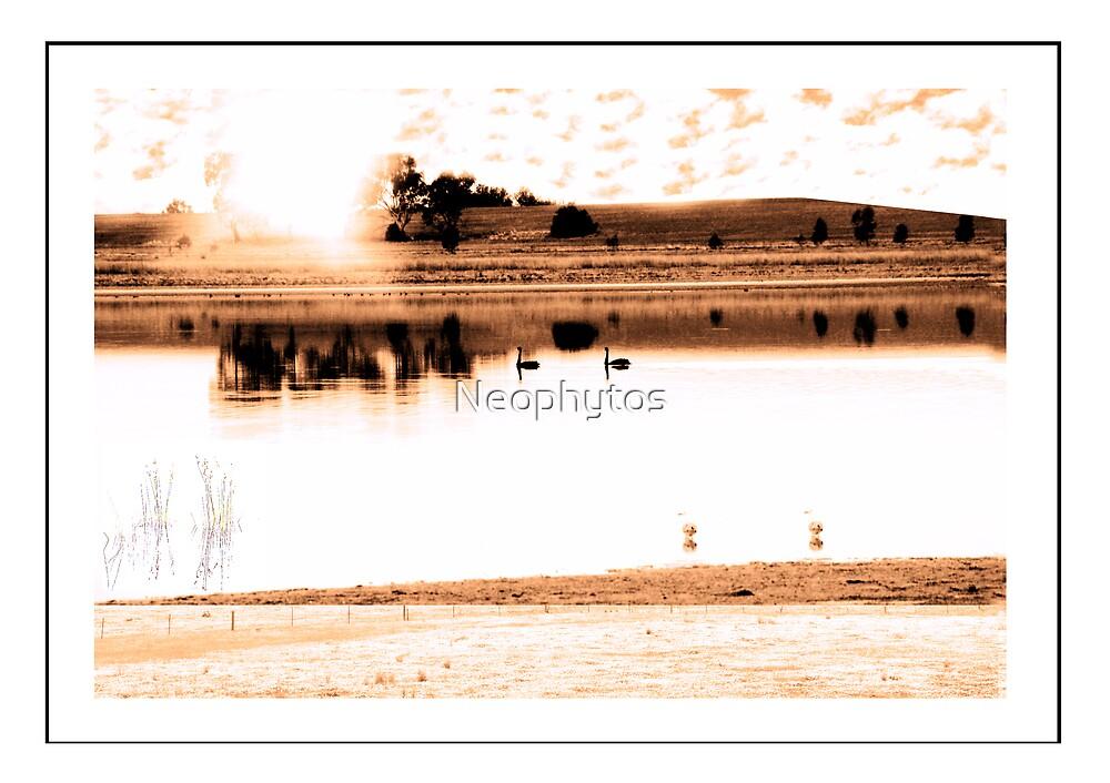 Timeless Lake !!Sepia by Neophytos