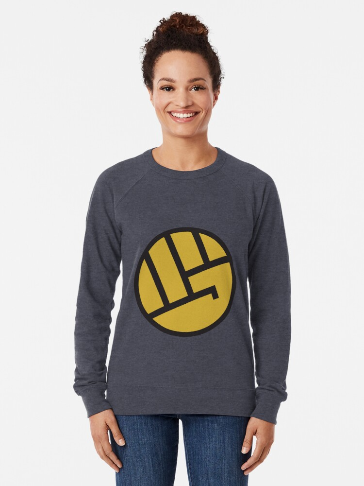 Alternate view of heropunch Lightweight Sweatshirt