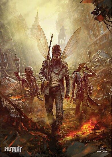 Mutant: Year Zero - Poster 11 by Fria Ligan