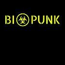 Biopunk by transhuman