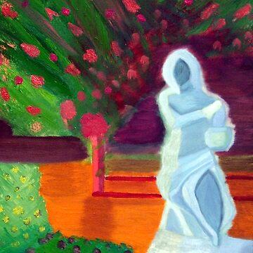 Garden of the Faerie by artforsoul