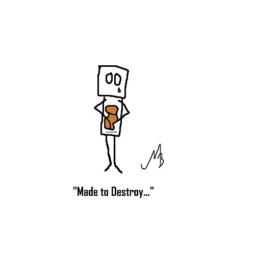Made to Destroy by Nick Brown