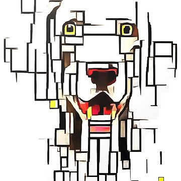 Happy Dog by colorARTillery