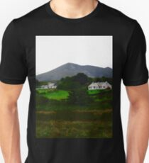 Houses in Donegal, Ireland Unisex T-Shirt