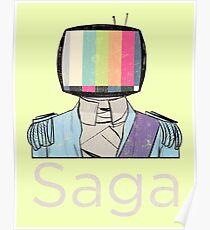 Saga Prince Poster