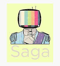 Saga Prince Photographic Print