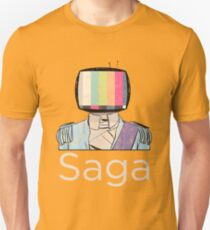 Saga Prince T-shirt unisexe