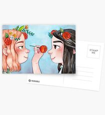 Anne of Green Gables: Anne & Diana Postcards