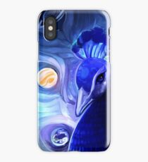 the peacock way iPhone Case/Skin