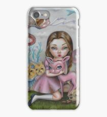 Surreal Playpark iPhone Case/Skin