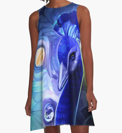 the peacock way A-Line Dress