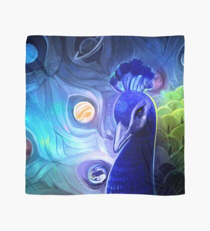 the peacock way Scarf