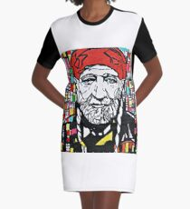 Whiskey River Graphic T-Shirt Dress