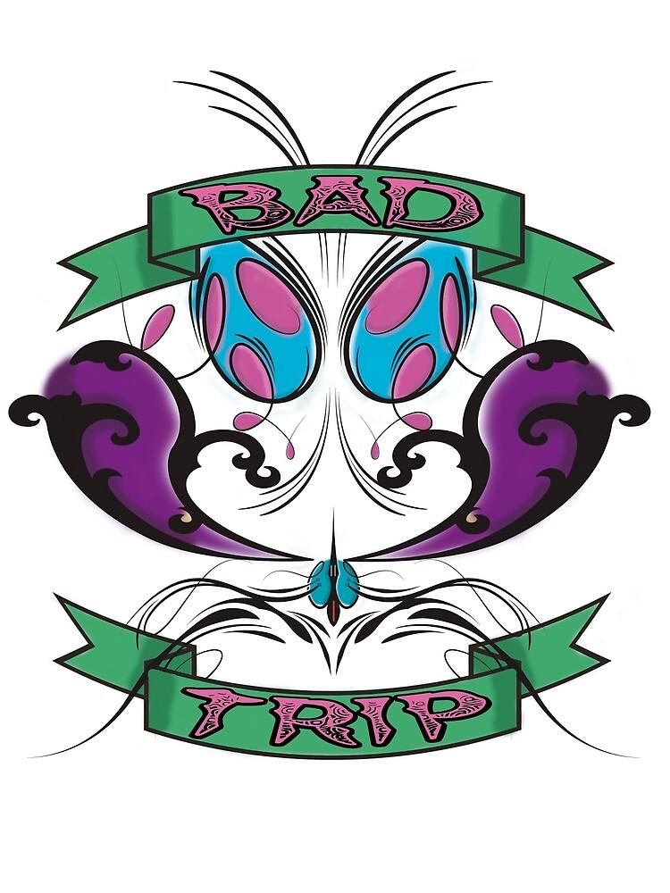 Bad Trip - Kitty by Ryanasaurus
