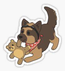 Dogmeat Sticker