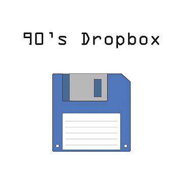 90's Dropbox by sandrlik