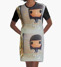 Gogo Yubari funko Graphic T-Shirt Dress