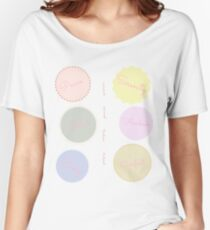 Life Words Women's Relaxed Fit T-Shirt