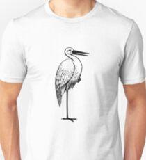 Stork Unisex T-Shirt