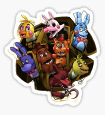Five Nights at Freddy's 2 Sticker