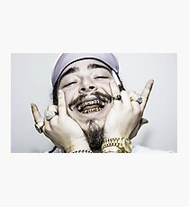 Malone Photographic Print