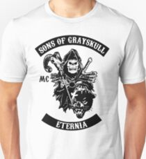 SONS OF GRAYSKULL!! T-Shirt