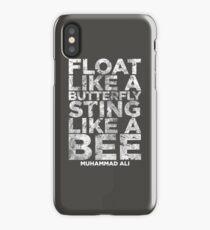 Muhammad Ali - Quote iPhone Case/Skin