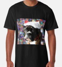Die Farbe von Weihnachten - Boxer Dogs Series Longshirt