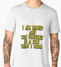 I Am Naked Men's Premium T-Shirt