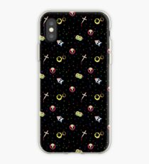 Mew Mew Party-Muster iPhone-Hülle & Cover