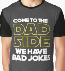 Dad Side Graphic T-Shirt