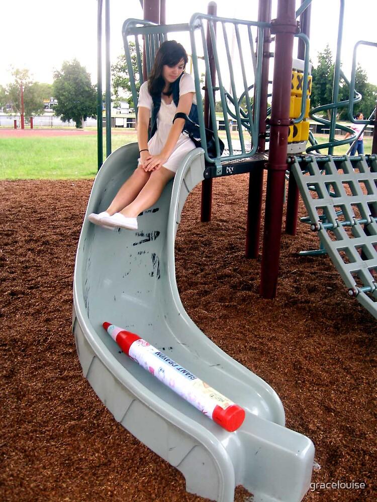 Slippery Slide by gracelouise