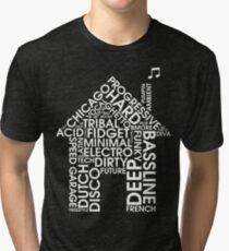 House-Musikgenres Vintage T-Shirt