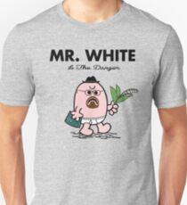 MR. WHITE!! Unisex T-Shirt