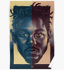 Kendrick Bled Poster