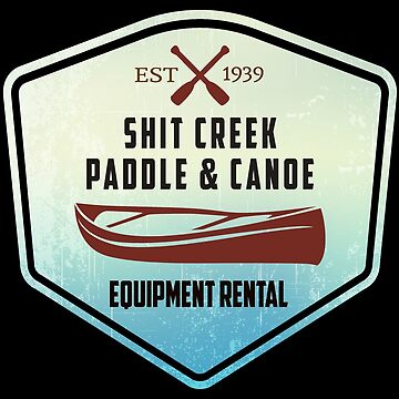 Paddle & Canoe Equipment Rental by SportsT-Shirts