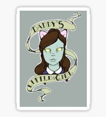 Daddy's Little Girl Sticker