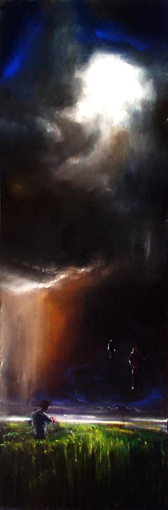 Seething Landscape by pauldrobertson