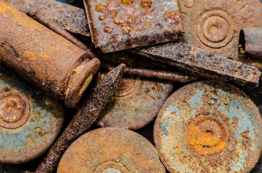 Rusty Treasure #1 by zingarostudios