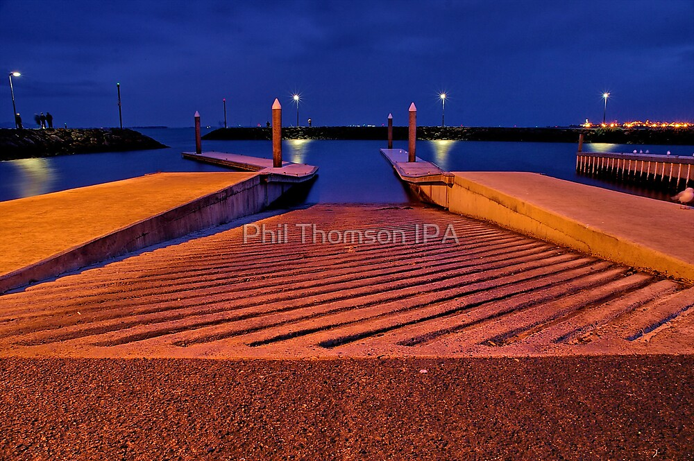 """""""Safe Harbour"""" by Phil Thomson IPA"""