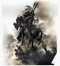 Nier: Automata OG Poster