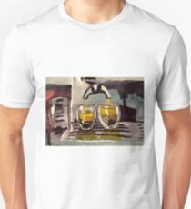 coffee machine with espresso Unisex T-Shirt